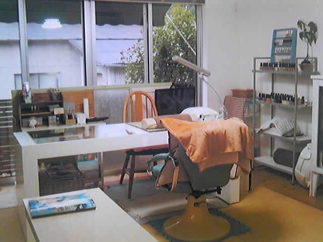 美容室 ふりこ ネイルの部屋